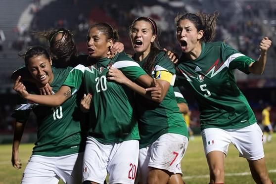 La CONCACAF Celebrará al Fútbol Femenino