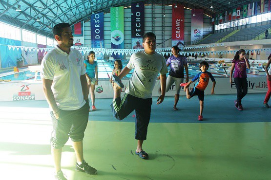 Complejo Acuático Medallistas Paralímpicos, Nuevo Hogar de la Selección Michoacana de Natación