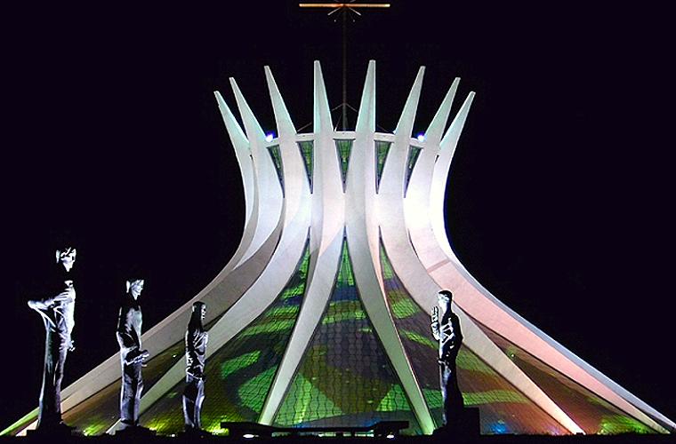 Brasilia-Catedral