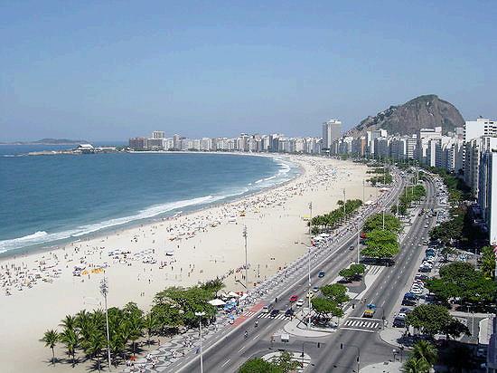 Rio de Janeiro Copa Cabana