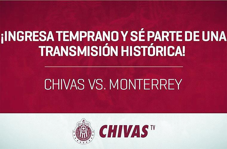 Chivas-TV-Monterrey